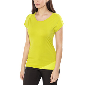 La Sportiva Chimney T-Shirt Women citronelle/sulphur